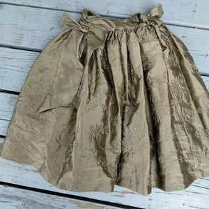 Dresses & Skirts - Gold hand made, gorgeous skirt S